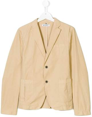 Dondup Kids two button blazer
