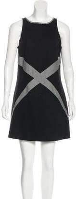 Chanel Sleeveless Knit Dress