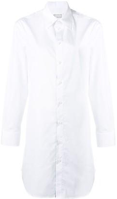 Maison Margiela oversized button down shirt