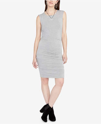 Rachel Roy Draped Bodycon Dress