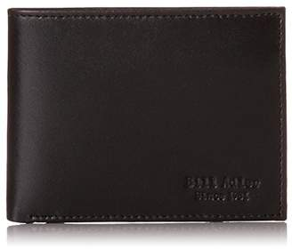 Bill Adler Men's Leather Passcase Wallet