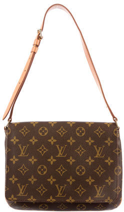 Louis VuittonLouis Vuitton Monogram Musette Tango