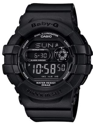 G-Shock BABY-G Baby-G 'Dual Illuminator' Digital Watch, 42mm
