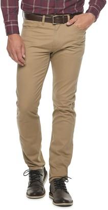 Dockers Men's Jean Cut Khaki All Seasons Slim-Fit Tech Pants D1