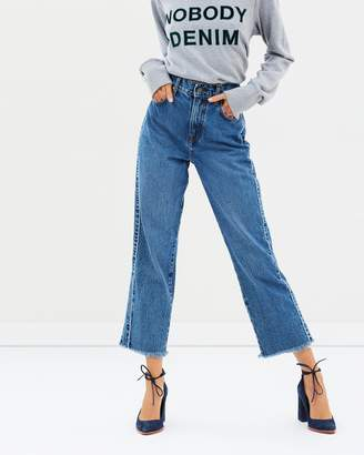 Arlo Ankle Pipe Jeans