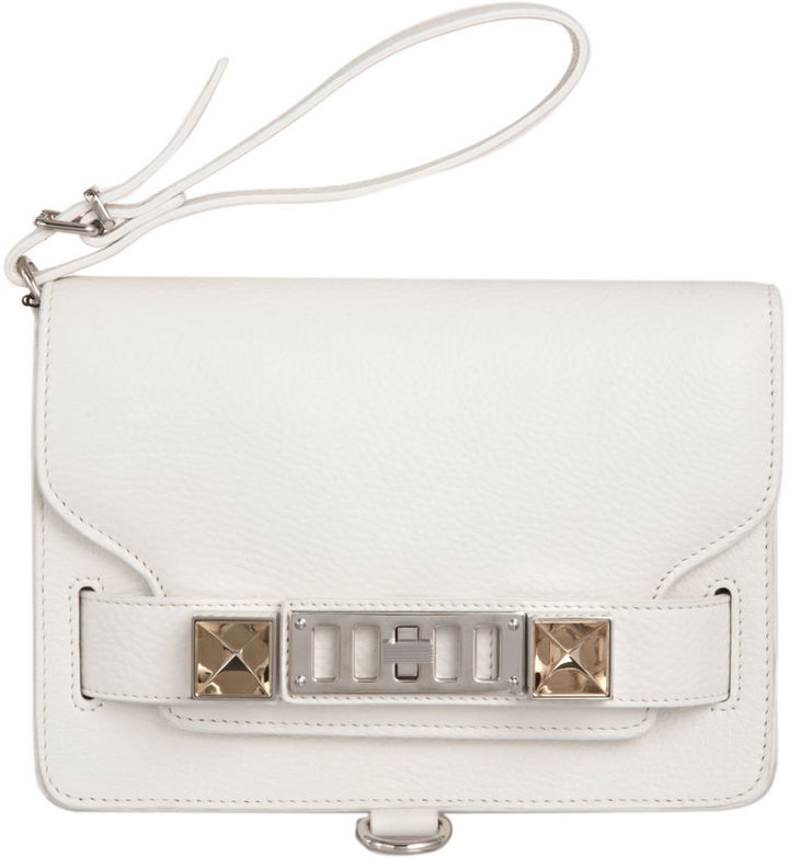 Proenza Schouler PS11 Clutch Leather