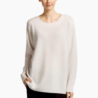 James Perse OVERSIZE CASHMERE CREW