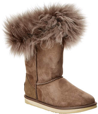 Australia Luxe Collective Foxy Short Suede Boot