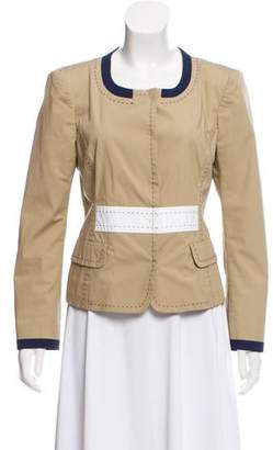 Philosophy di Alberta Ferretti Lightweight Structured Jacket