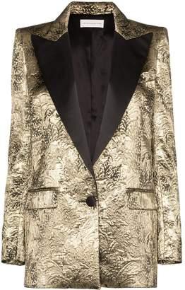 Faith Connexion brocade embossed blazer jacket