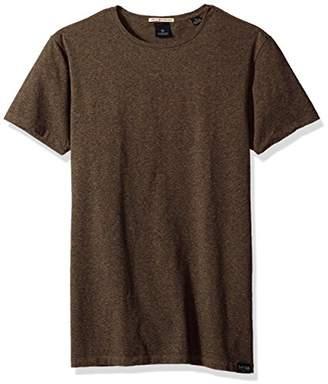 Scotch & Soda Men's Stretch Cotton T-Shirt