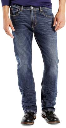 Levi's 527 Wave Allusions Slim Bootcut Jeans