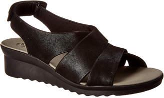 Clarks Caddell Bright Wedge Sandal