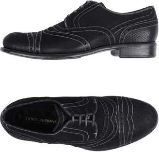 Dolce & Gabbana Lace-up shoes - Item 11453543VX