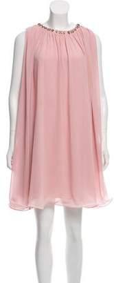 Ted Baker Embellished Mini Dress