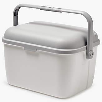 at John Lewis · John Lewis Premium Baby Bath Box Pearl/Grey & Baby Bath Box - ShopStyle UK
