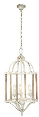 Ophelia & Co. Lily Small Metal 3-Light Lantern Chandelier & Co.