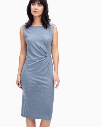 Splendid Triblend Jersey Pleat Dress