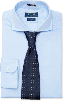 Ralph Lauren Slim-Fit Cotton Oxford Shirt