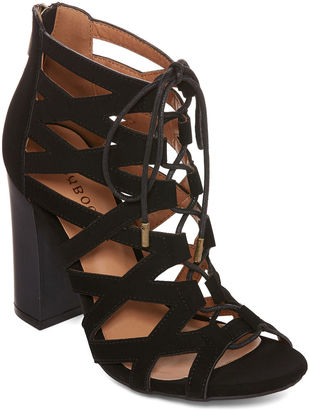 Bamboo Embark Lace-Up Sandals $39.99 thestylecure.com