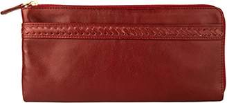 Hidesign Mina Deluxe Leather Wallet Clutch