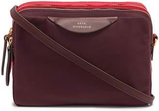 Anya Hindmarch 'Stack Triple' colourblock crossbody bag