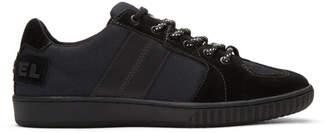 Diesel Black S-Millenium Sneakers