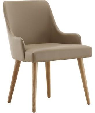 Brayden Studio Simpkins Upholstered Dining Chair Brayden Studio