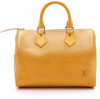Louis Vuitton What Goes Around Comes Around Epi Speedy 25 Bag