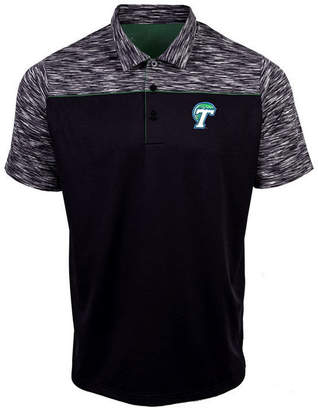Antigua Men Tulane Green Wave Final Play Polo