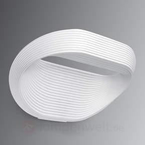 Anspruchsvoll designte LED-Wandleuchte Sestessa