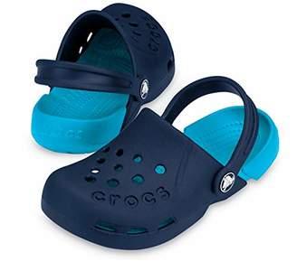 Crocs (クロックス) - [クロックス] サンダル エレクトロ キッズ Navy/Electric Blue 14 cm