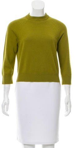 MICHAEL Michael Kors Michael Kors Collection Cashmere Crew Neck Sweater