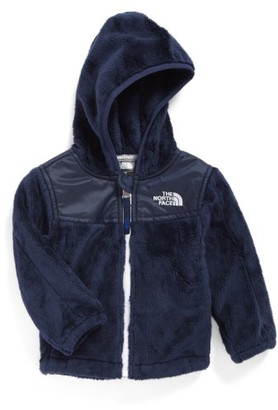 Infant Boy's The North Face Oso Fleece Hooded Jacket $65 thestylecure.com