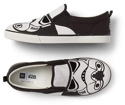 GapKids | Star Wars Slip-On Sneakers