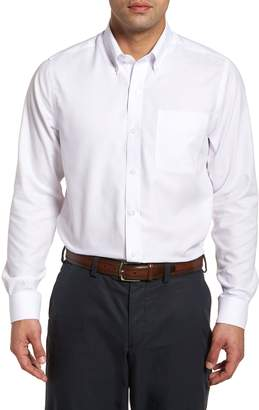 Cutter & Buck Tailored Fit Nail Head Sport Shirt