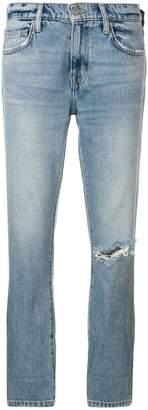 Current/Elliott slim-fit jeans