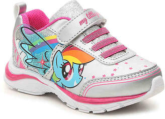 My Little Pony Soar Toddler Light-Up Sneaker - Girl's