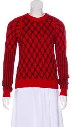 Kenzo Crew Neck Knit Sweater