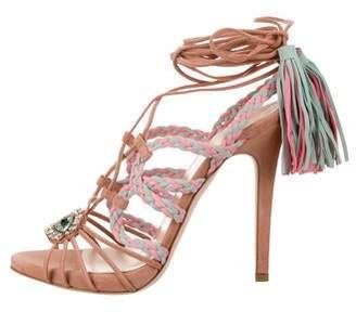 Gedebe Corinne Wrap-Around Sandals