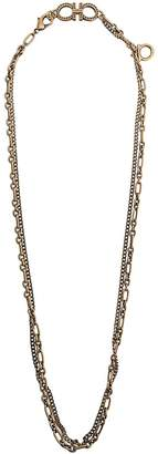 Salvatore Ferragamo link necklace