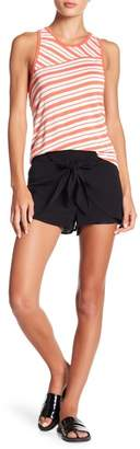 BB Dakota Quinn Front Tie Shorts