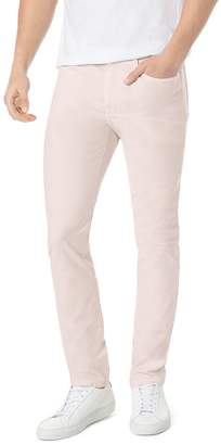 839c86eb Joe's Jeans Feather Asher Slim Fit Jeans in Pink Sand
