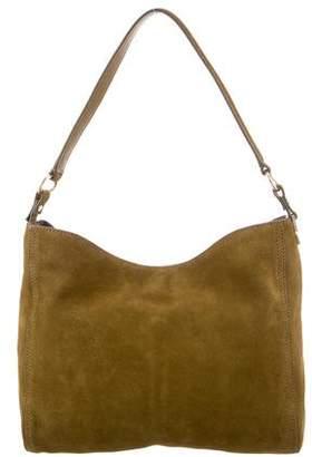 Loeffler Randall Suede Shoulder Bag
