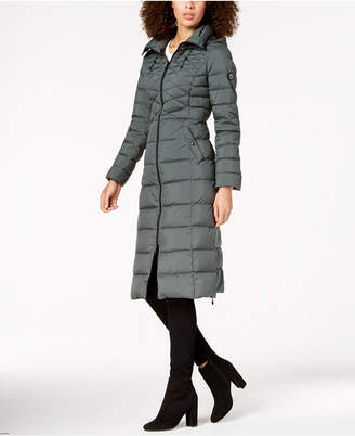 Bernardo Maxi Puffer Coat