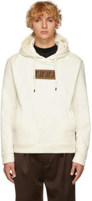 Fendi Off-White Forever Patch Hoodie