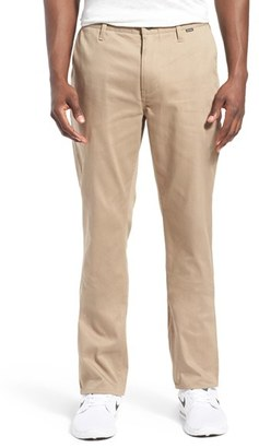 Men's Hurley Dri-Fit Chinos $70 thestylecure.com