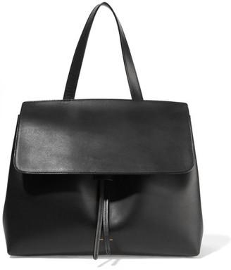 Mansur Gavriel - Lady Leather Tote - Black $895 thestylecure.com