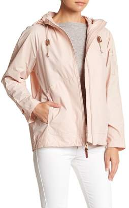 Cole Haan Sporty Hooded Jacket