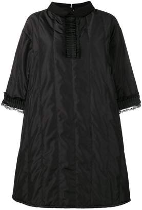 MM6 MAISON MARGIELA padded shift dress